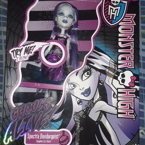 NIB Spectra Ghoul's Alive *Damaged*